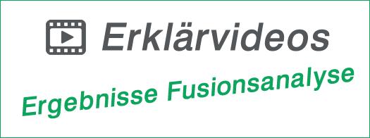 Erklärvideos Ergebnisse Fusionsanalyse